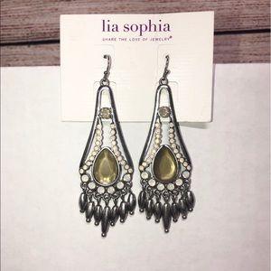Lia Sophia Saville Row Earrings